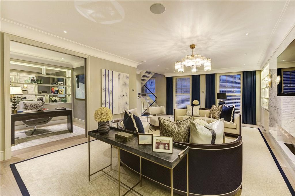 4 Bedrooms Mews House for sale in Boscobel Place, Belgravia, London, SW1W