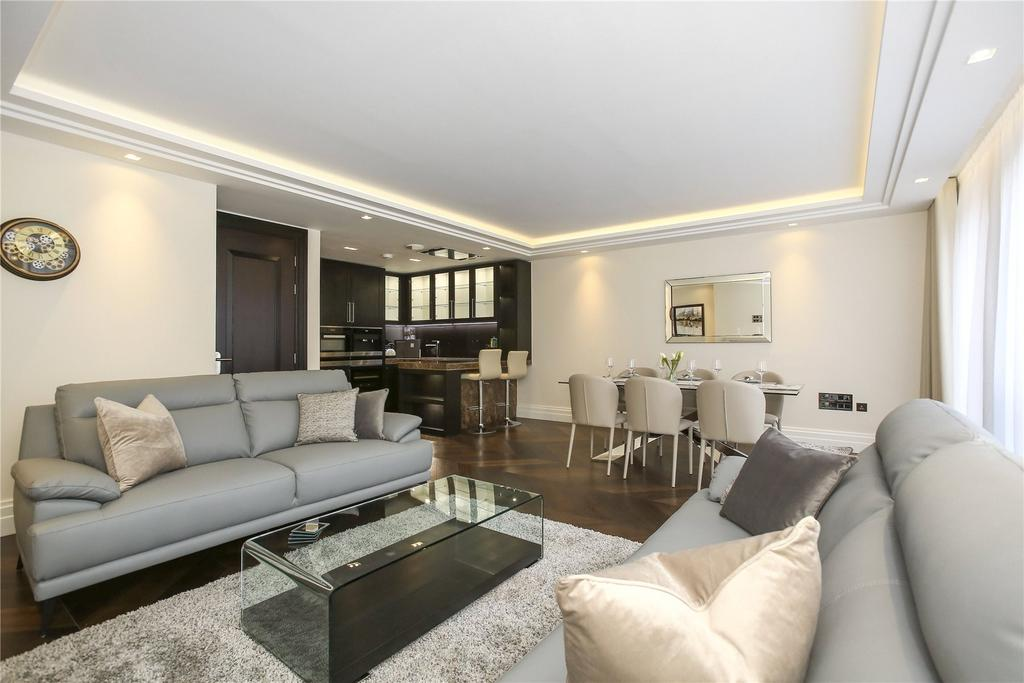 2 Bedrooms Flat for sale in Gladstone House, 190 Strand, London, WC2R