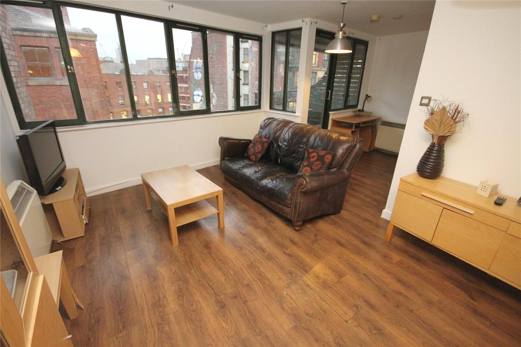 1 Bedroom Flat for sale in The Vaults, Tariff Street, Manchester, M1