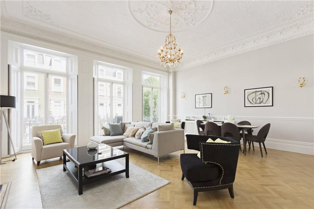 2 Bedrooms Flat for sale in Earls Court Square, London, SW5