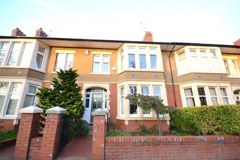 4 bedroom terraced house for sale - Melrose Avenue, Penylan, Cardiff, CF23