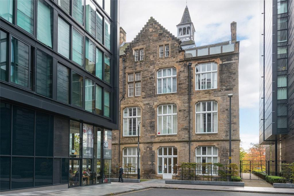 1 Bedroom Apartment Flat for sale in Simpson Loan, Edinburgh, Midlothian