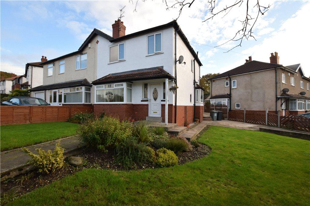 3 Bedrooms Semi Detached House for sale in King Alfreds Drive, Leeds, West Yorkshire