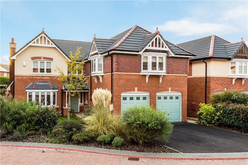5 Bedrooms Detached House for sale in Dovecote Lane, Horbury, Wakefield, West Yorkshire