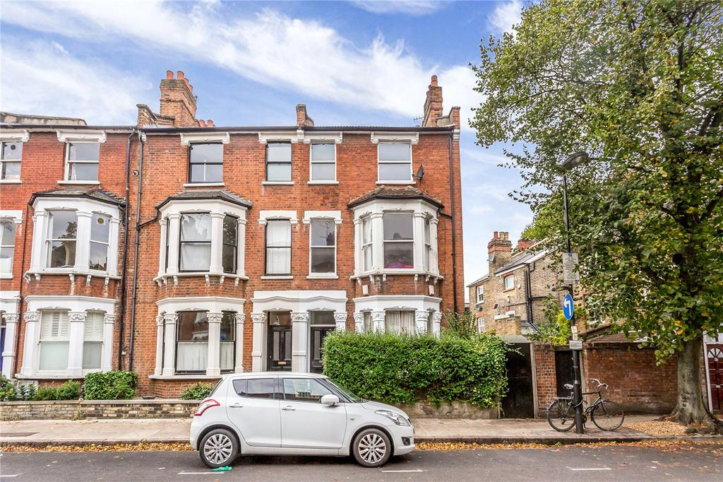 2 Bedrooms Flat for sale in Horsell Road, London, N5