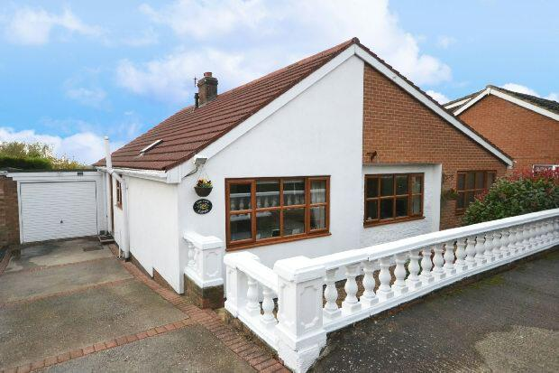 3 Bedrooms Detached Bungalow for sale in Hansard Crescent, Caistor