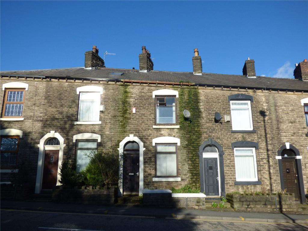 2 Bedrooms Terraced House for sale in Lees Road, Oldham, Greater Manchester, OL4