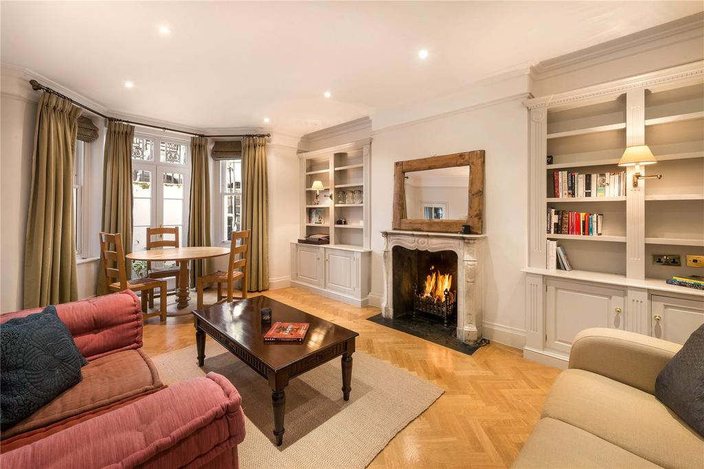 2 Bedrooms Flat for sale in Iverna Gardens, Kensington, London
