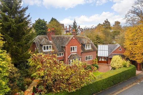 5 bedroom detached house for sale - Livesey Road, Ludlow, Shropshire