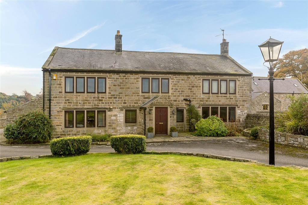 4 Bedrooms Detached House for sale in Clapham Green, High Birstwith, Harrogate, North Yorkshire