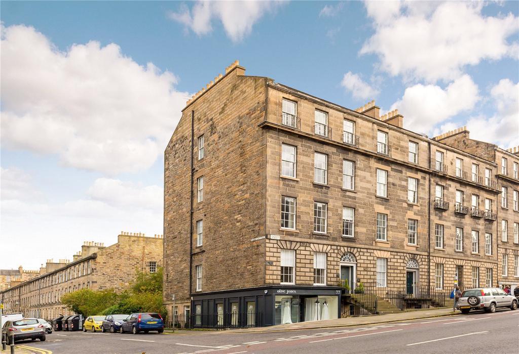 2 Bedrooms Flat for sale in Cumberland Street, Edinburgh