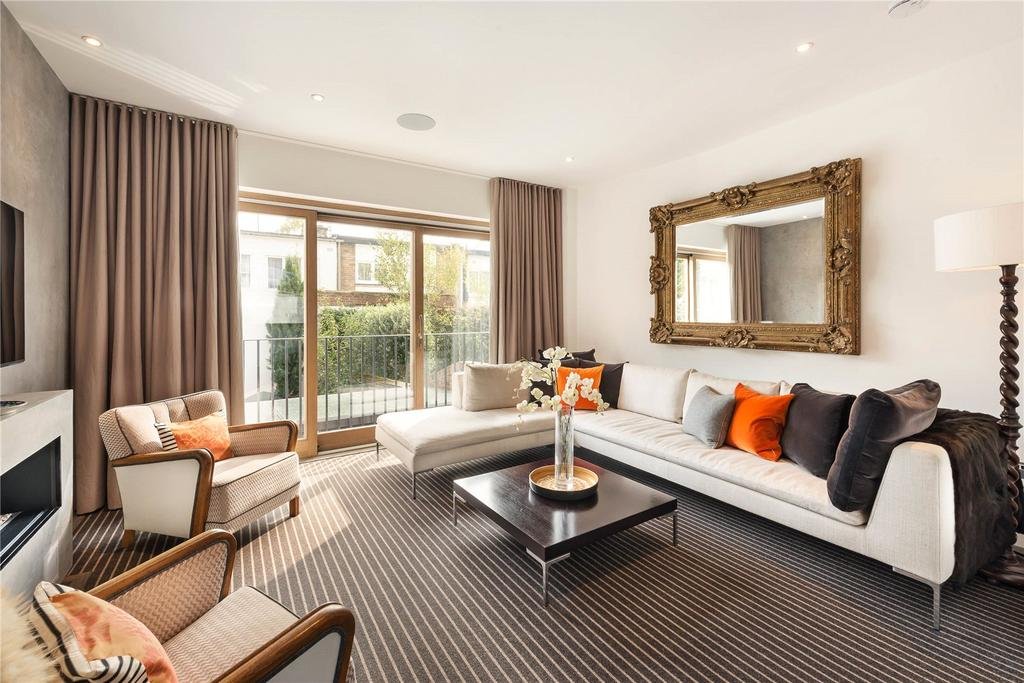 5 Bedrooms Terraced House for sale in Paultons Street, London