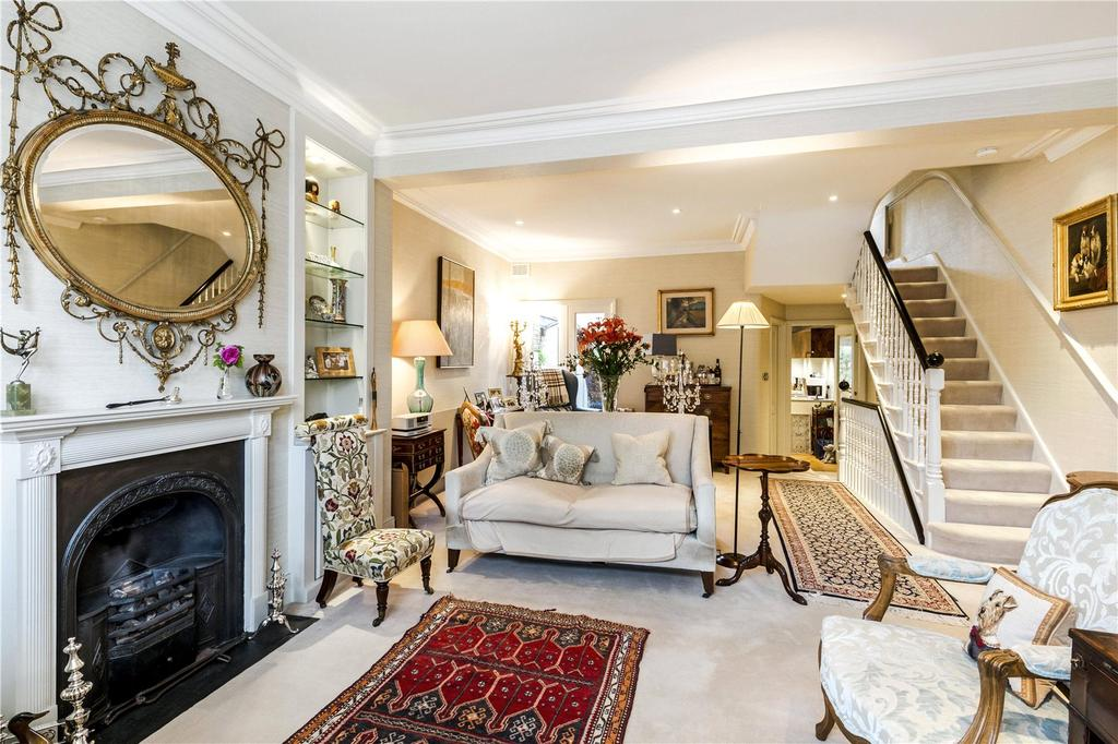 3 Bedrooms Terraced House for sale in Basuto Road, Eel Brook Common, Parsons Green, Fulham, SW6