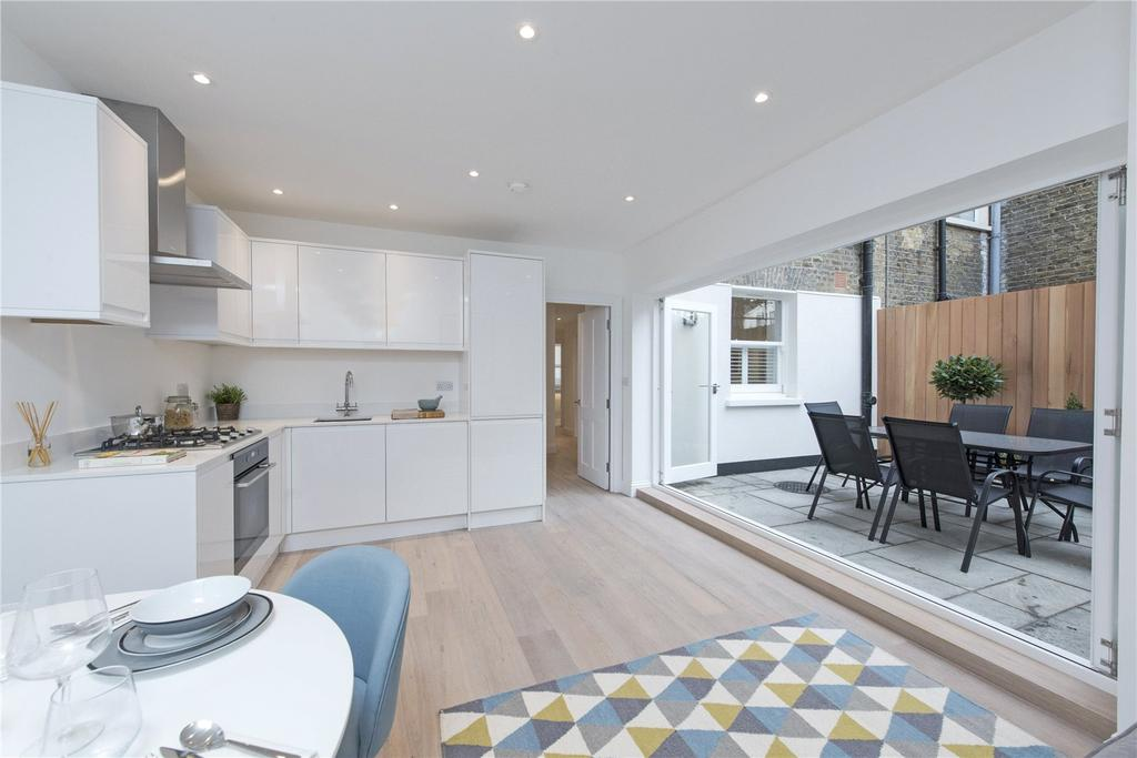 2 Bedrooms Flat for sale in East Hill, London, SW18