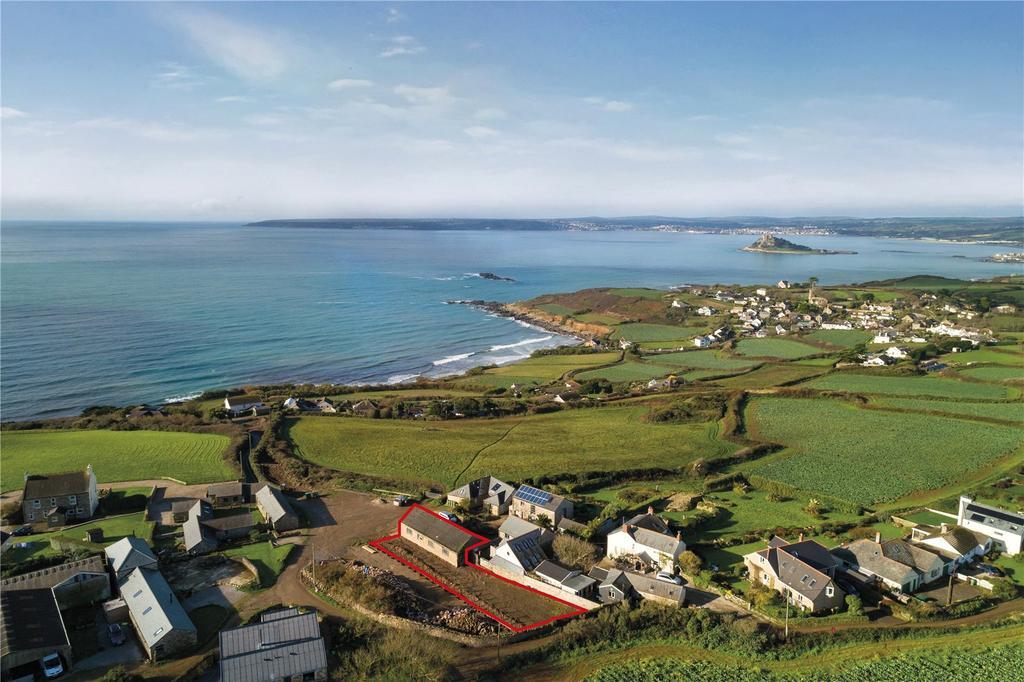 Land Commercial for sale in Trebarvah, Perranuthnoe, Penzance, Cornwall, TR20