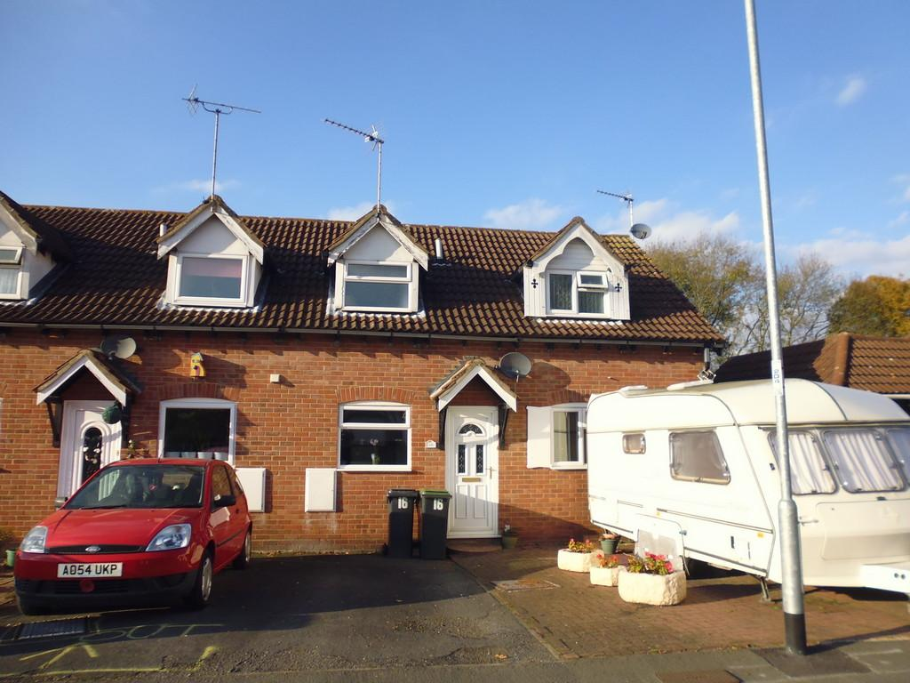1 Bedroom Terraced House for sale in Farriers Road, Stowmarket