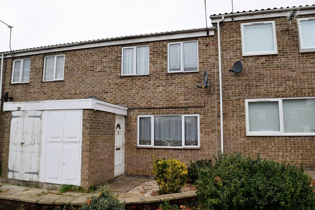 3 Bedrooms Terraced House for sale in Celia Phillips Close, Thetford