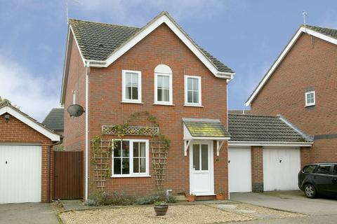 3 bedroom detached house for sale - Rowton Heath, Norwich