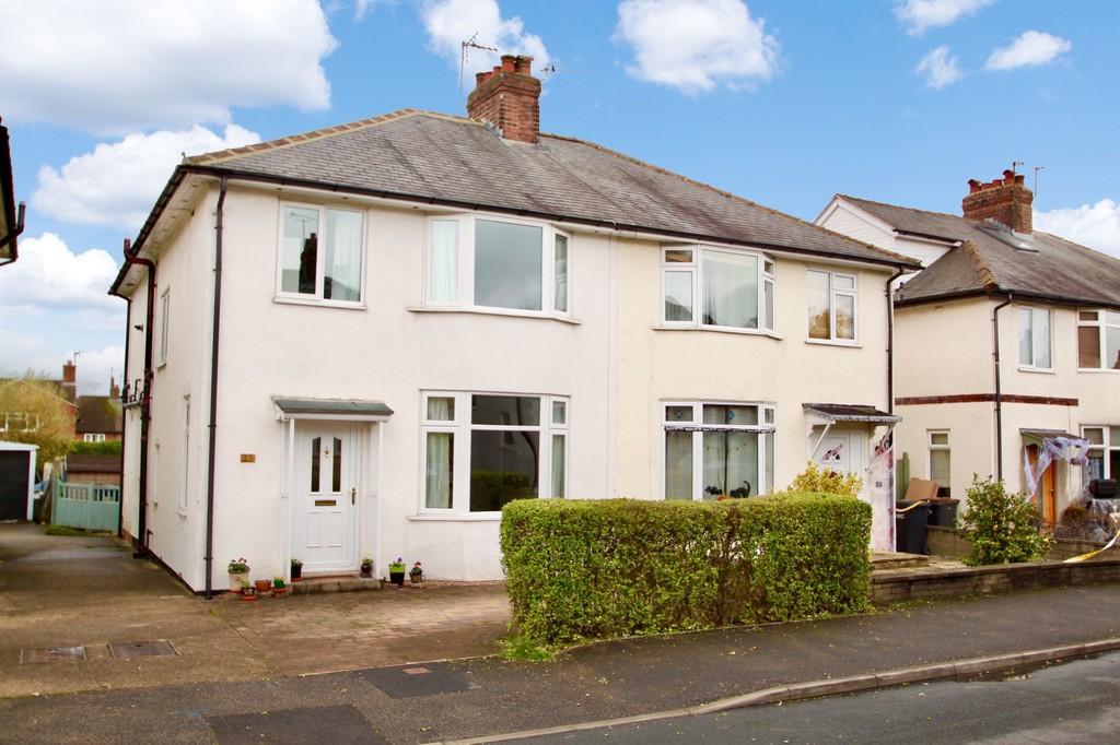 3 Bedrooms Semi Detached House for sale in Beech Road, Harrogate