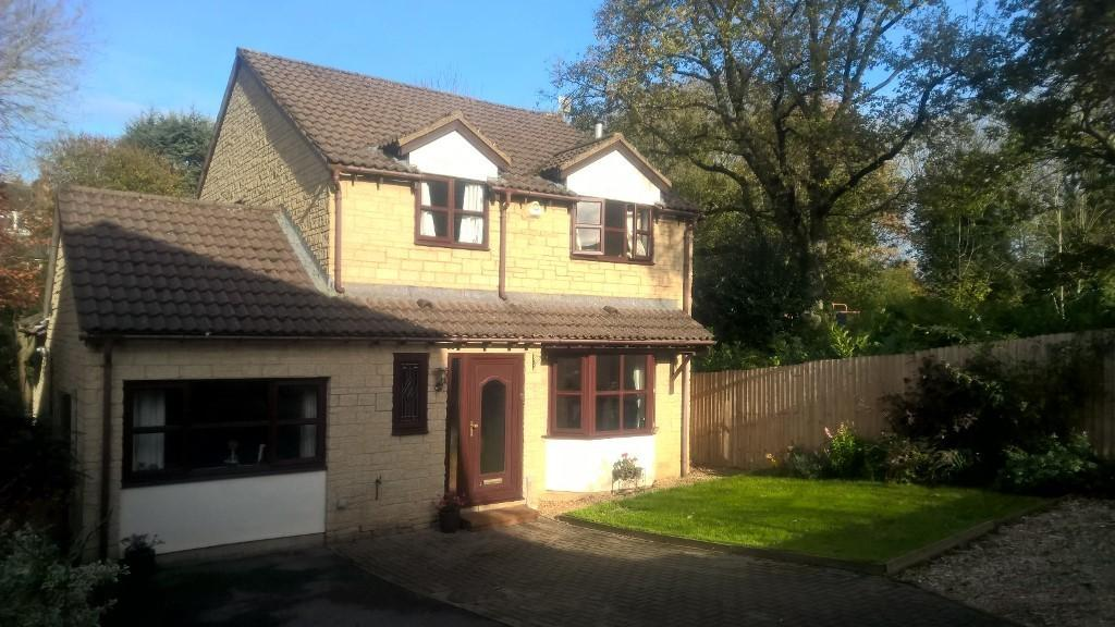 4 Bedrooms Detached House for sale in Burchill Close, Clutton, Bristol