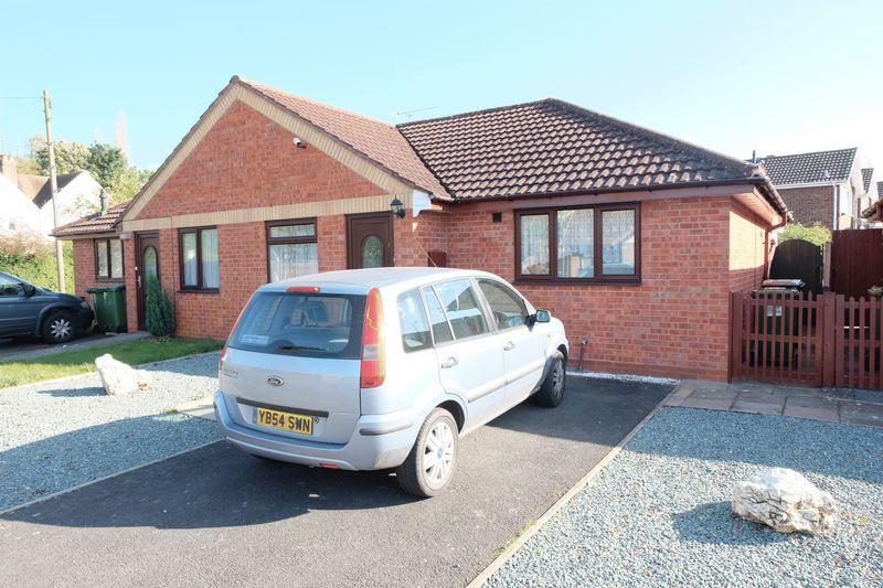 2 Bedrooms Semi Detached Bungalow for sale in Broomy Close, Stourport-On-Severn DY13 8RX