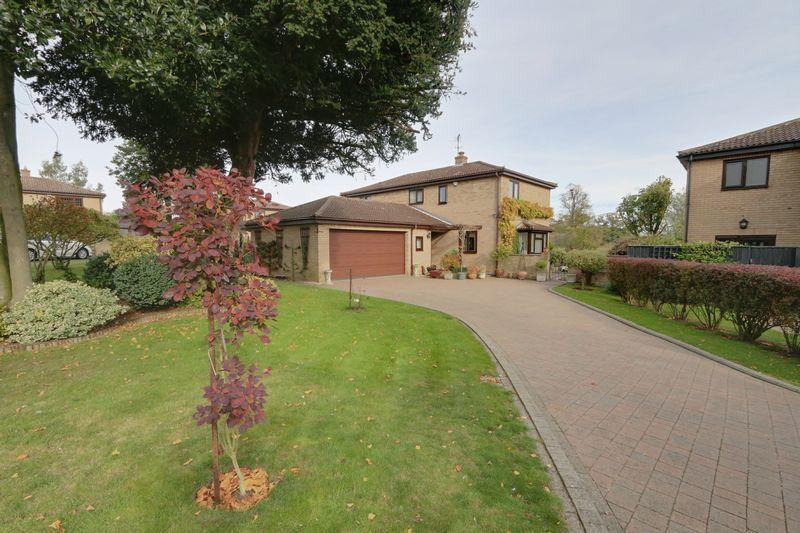 4 Bedrooms Detached House for sale in Sutton Park, Sutton