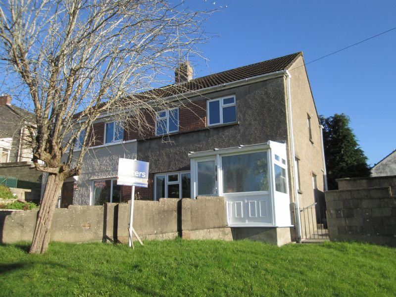 2 Bedrooms Semi Detached House for sale in Heol Y Frenhines Bridgend CF31 4RN