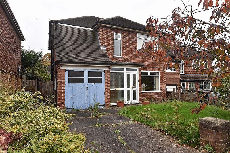3 Bedrooms Detached House for sale in Grove Park, Knutsford