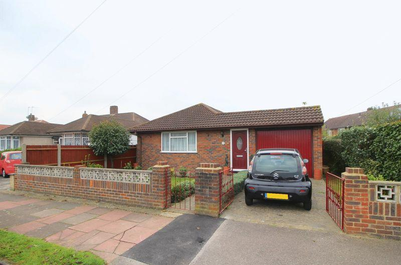 2 Bedrooms Detached Bungalow for sale in Harefield Road, Sidcup, DA14 4RJ