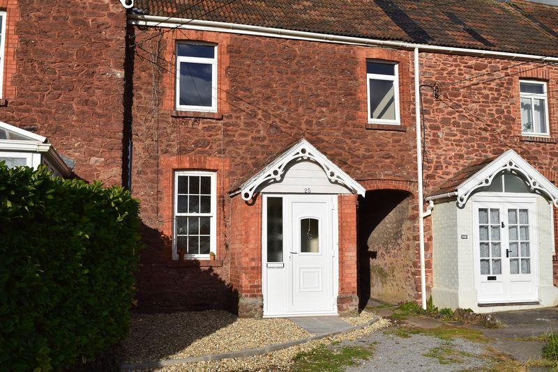 2 Bedrooms Semi Detached House for rent in Church Road, Wembdon