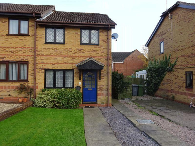 2 Bedrooms Terraced House for sale in Pimpernel Road, Horsford, Norwich