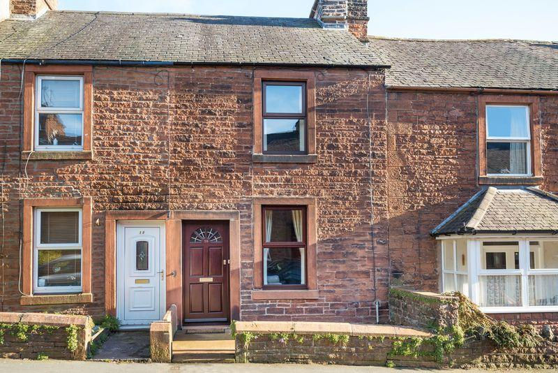 2 Bedrooms Terraced House for sale in 18 Graham Street, Penrith