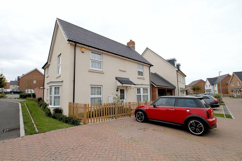 4 Bedrooms Detached House for sale in Sholden