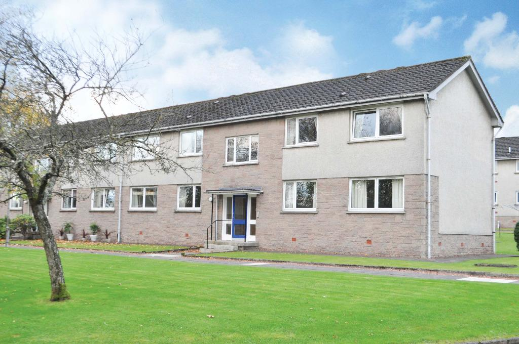 1 Bedroom Flat for sale in Queens Court , Milngavie , East Dunbartonshire, G62 6QA