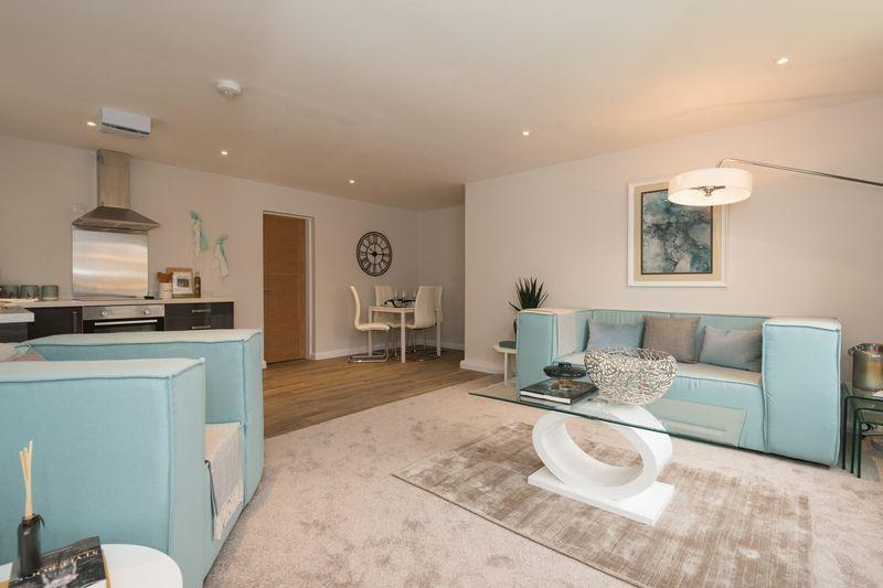 2 Bedrooms Apartment Flat for sale in Ashton Road, Lancaster