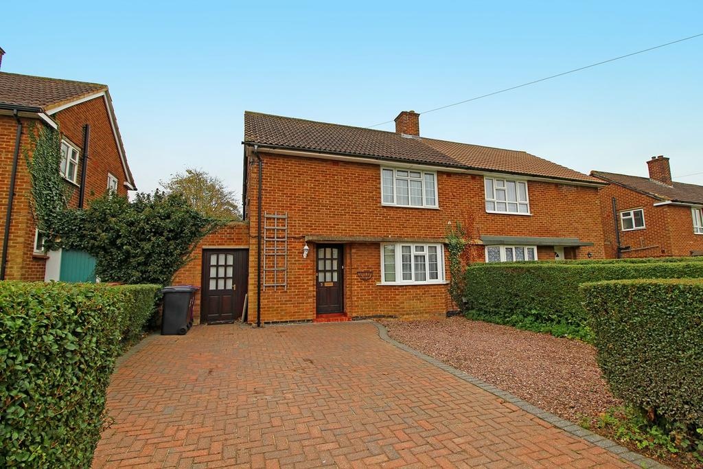 3 Bedrooms Semi Detached House for sale in Southfields, Letchworth Garden City, SG6