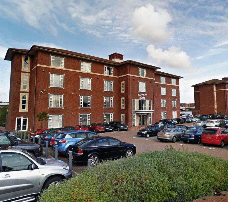 2 Bedrooms Apartment Flat for sale in Waterloo House, Stockton-On-Tees, Completed Development with 7% Net yield guaranteed for 3 years
