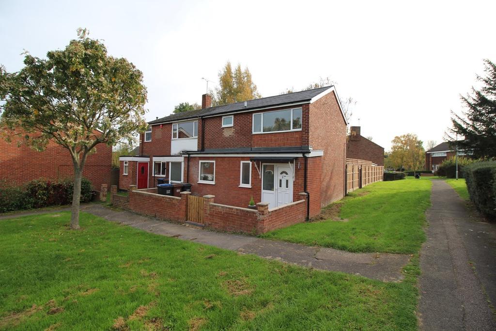 3 Bedrooms Semi Detached House for sale in Martin Close, Hatfield, AL10