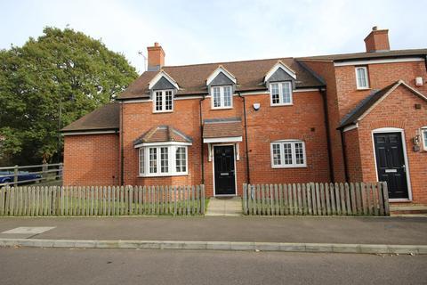 3 bedroom end of terrace house for sale - Nottingham Close, Ampthill, Bedford, MK45