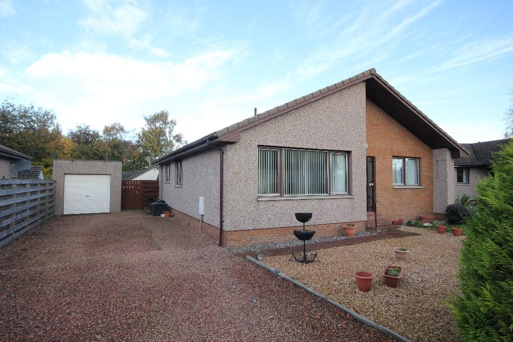 3 Bedrooms Bungalow for sale in Armadale Crescent , Balbeggie , Perthshire, PH2 6EP
