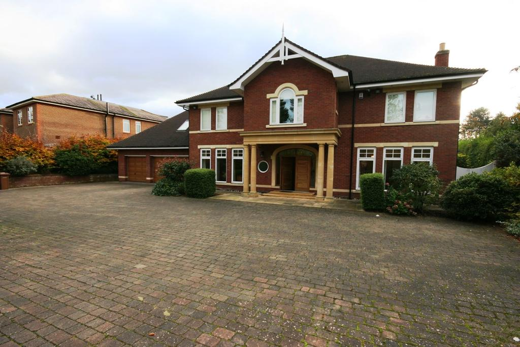6 Bedrooms Detached House for rent in Runnymede Road, Darras Hall, Ponteland, Newcastle upon Tyne, NE20