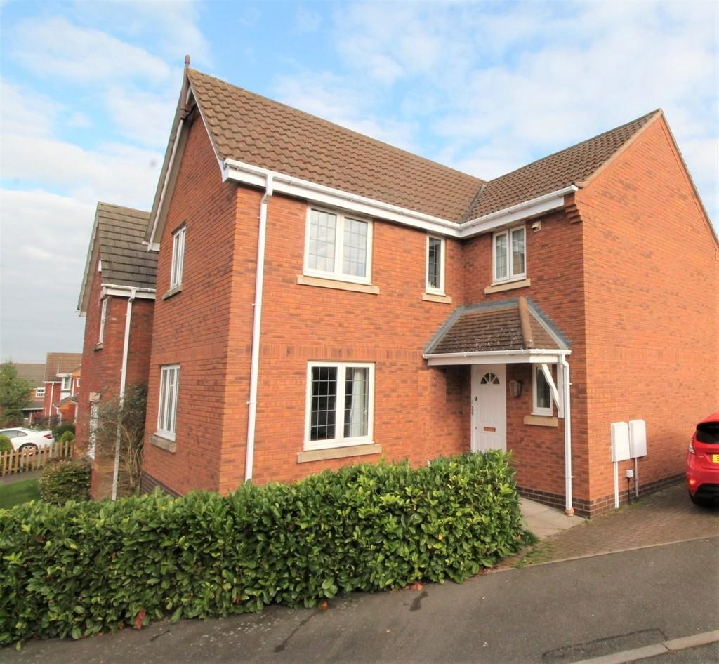 4 Bedrooms Detached House for sale in Stinford Leys, Market Harborough
