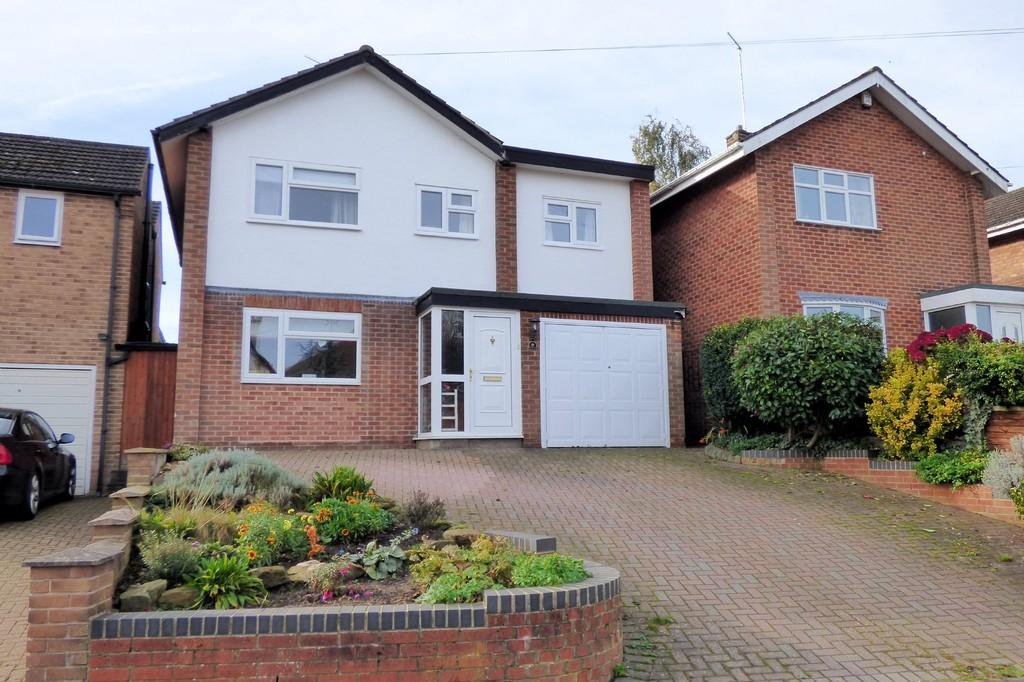 4 Bedrooms Detached House for sale in Marston Lane, Rolleston-on-Dove