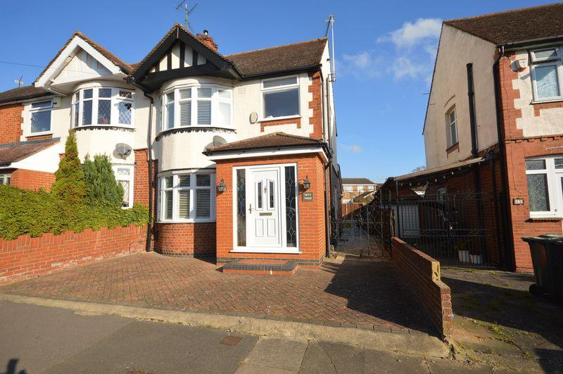 3 Bedrooms Semi Detached House for sale in Grosvenor Road, Luton