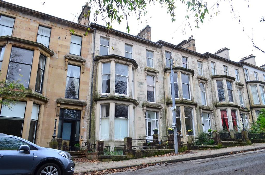 1 Bedroom Flat for sale in Huntly Gardens, Flat 1/1, Dowanhill, Glasgow, G12 9AU