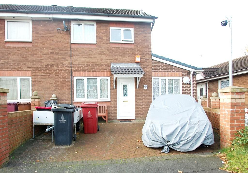1 Bedroom Semi Detached House for sale in Derby Street, Blackburn