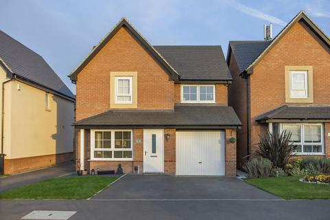 3 bedroom detached house for sale - EARLS DRIVE, STENSON FIELDS