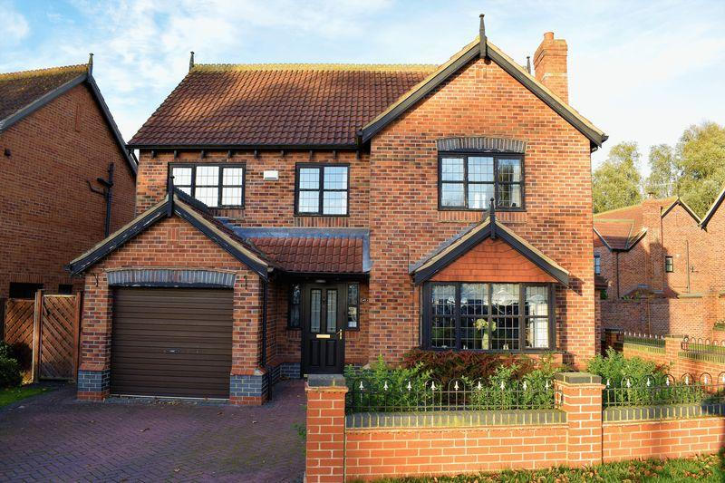 6 Bedrooms Detached House for sale in Bigby Road, Brigg