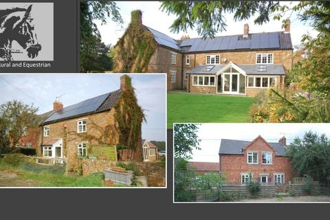 10 bedroom equestrian facility for sale - Eastwell Road, Goadby Marwood
