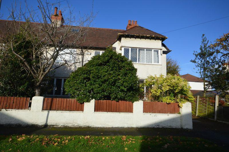 5 Bedrooms Semi Detached House for sale in Birch Road, Meols